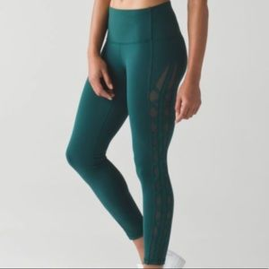 Rare Lululemon High Times Essential Rhythm Pant